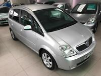 2005 Vauxhall Meriva 1.4i 16v ( a/c ) Breeze - 2 F Keepers - 2 Keys - 9 SStamps