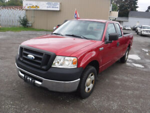 2007 Ford F-150 Pickup Truck CERTIFIED ONLY 158000 KM!!!!!!!!!!
