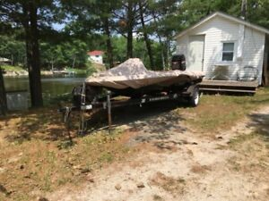 Cajun Bass Boat For Sale