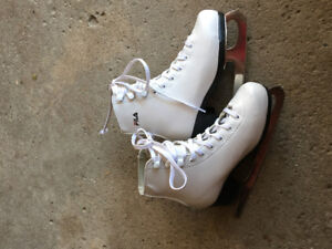 Size 13y skates for sale