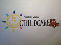 Shannon Woods Childcare *Spots Available*