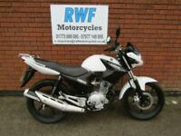 YAMAHA YBR 125, 2016, ONLY 2 OWNERS & 4,419 MILES, EXCELLENT COND, 12 MONTHS MOT