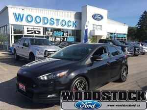 2016 Ford Focus ST  -