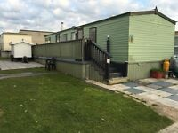 Large Modern static holiday home for £6500 !bargin