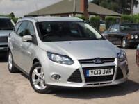 Ford Focus 1.6TDCi ( 105ps ) ( 99g ) ECOnetic 2013MY Zetec