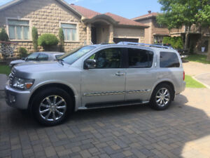 2009 Infiniti QX56 SUV, Private sale