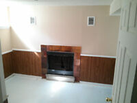 Brimley-Lawrence two bedroom basement apartment