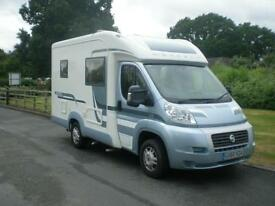 AUTOTRAIL EXCEL 590 EK, Compact 2 berth motorhome with rear kitchen