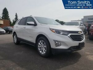 2018 Chevrolet Equinox LT  LT INFOTAINMENT PLUG PKG/HEATED SEATS