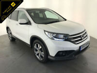 2013 HONDA CR-V EX I-DTEC DIESEL SERVICE HISTORY FINANCE PX WELCOME