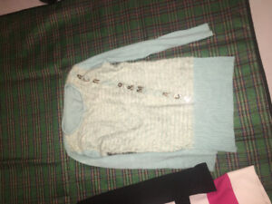 skirt and sweater to sell