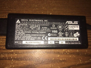 Perfect condition asus laptop charger