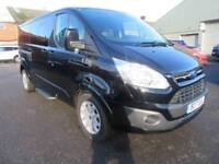 2017 Ford Tourneo Executive 6 Seat Custom 310 TITANIUM 2.0 TDCI