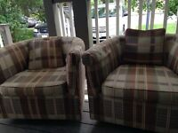 Swivel tub chairs $150, or best offer