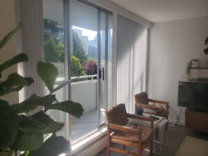 One-bedroom furnished downtown apartment