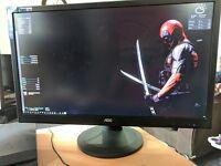 28 inch 4k monitor AOC U2868PQU