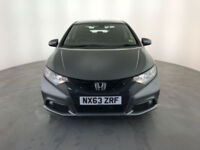 2013 63 HONDA CIVIC I-VTEC ES-T AUTO 1 OWNER SERVICE HISTORY FINANCE PX WELCOME