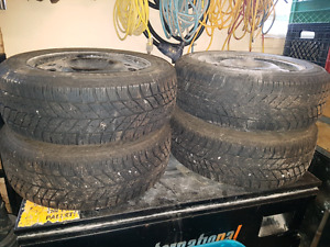 Ford Winter tires