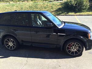 2013 Land Rover Range Rover Sport SUV, Crossover