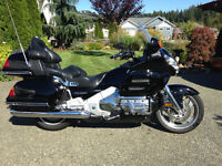 2001 Goldwing 1800 ABS