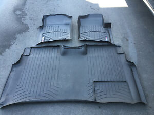 Tapis Weathertech pour Ford F-150 2014 West Island Greater Montréal image 5
