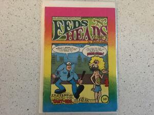 Feds 'N Heads Comics and Zap Comix