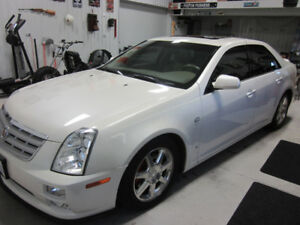 06 Cadillac STS - Certified