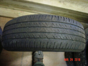 Single Bridgestone Ecopia 205/55R16