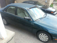 "1995 Mazda 626 DX Sedan ""as is"""