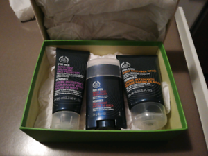 Body shop pack of 3
