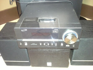 Two Stereo systems, cd deck, speakers and more...
