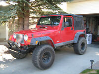 2004 Jeep TJ Rubicon 4.0L