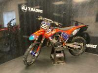 KTM SX 125 2013 ( MX / MOTOCROSS / ENDURO / DIRT BIKE) @ AJ TRADING