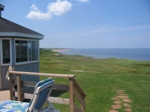 Oceanfront cottage for rent