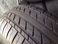 All season tires, set of two