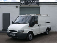 FORD TRANSIT 2.0TD 300 SWB LOW PANEL WORK TOOL COURIER DELIVERY TRANSPORT VAN