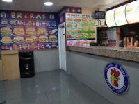 CHICKEN TAKEAWAY SHOP FOR QUICK SALE