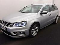 2014 VOLKSWAGEN PASSAT 2.0 TDI Bluemotion Tech R Line 5dr Estate