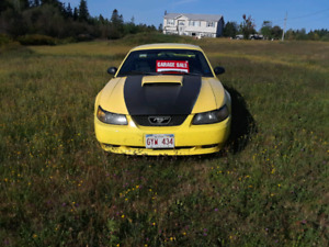 2003 Ford Mustang 3.8L V6 Auto