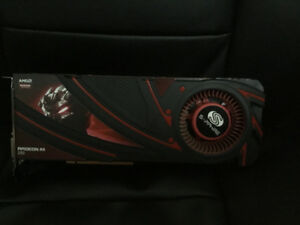 AMD Radeon R9 290 4GB GDDR5 video card