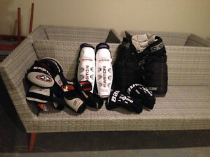 Hockey Equipmemt for sale