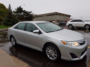 2012 Toyota Camry LE with NAVI Package / Snow Tire