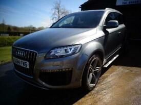 image for Audi Q7 3.0 TDI S line Sport Edition Tiptronic quattro 5dr SUV Diesel Automatic