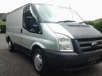Ford Transit 2.2TDCi Duratorq ( 85PS ) 260S ( Low Roof ) 2007.5MY 260 SWB
