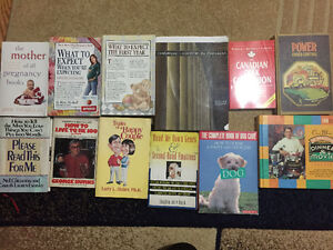 Books for sale pregnancy couple dogs reading