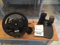 TMX Thrustmaster Force Feedback Steering Wheel Xbox One