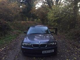 BMW E46 318i / STAHL GREY / MODIFIED