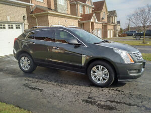 2015 Cadillac SRX AWD Premium Package