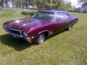 1968 Buick GS350