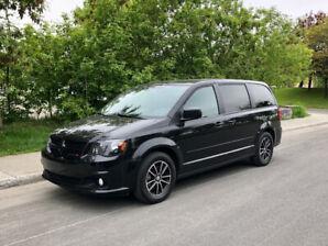 2014 Dodge Grand Caravan SXT BlackTop Édition